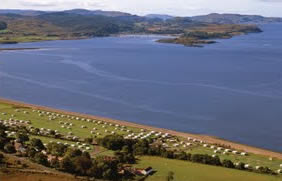North Ledaig Caravan Park - Holiday Park in Oban, Argyll-and-Bute, Scotland