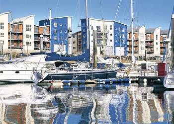 Panama Apartments - Holiday Park in St Helier, Jersey, England