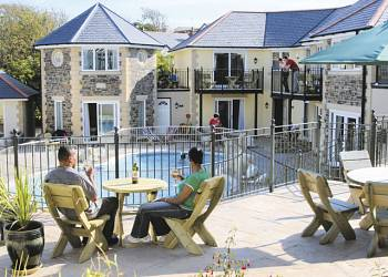 Porth Veor - Holiday Park in Newquay, Cornwall, England