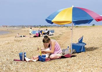 Heacham Beach