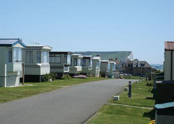 Sunnyside Caravan Park - Holiday Park in Seaford, East-Sussex, England
