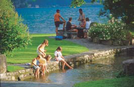 Manor Farm - Just one of the great holiday parks in Swiss Alps, Switzerland