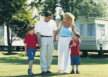 Talacre Beach - Holiday Park in Talacre, Flintshire, Wales