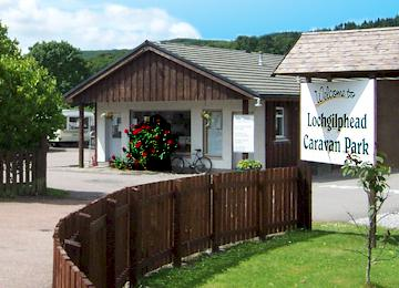 Lochgilphead Caravan Park - Holiday Park in Argyll, Argyll-and-Bute, Scotland
