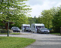 Huntly Castle Caravan Park - Holiday Park in Huntly, Aberdeenshire, Scotland