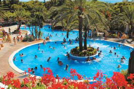 Park Playa Bara - Just one of the great campsites in Costa Dorada, Spain