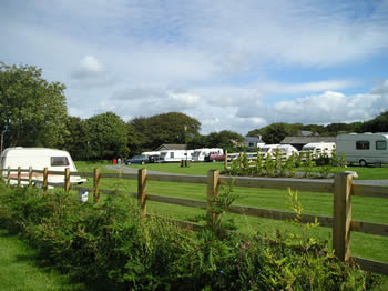 Talywerydd Touring Caravan and Camping Park - Holiday Park in Sarnau, Ceredigion, Wales