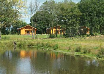 Woodside Lodges - Holiday Park in Ledbury, Herefordshire, England