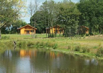Woodside Lodges - Holiday Park in Ledbury, Herefordshire, England