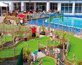 Lakeland Leisure Park - Holiday Park in Flookburgh, Cumbria, England