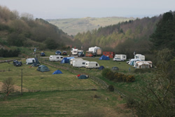 Cheddar Camp - Holiday Park in Cheddar, Somerset, England