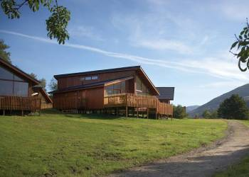 Argyll Lodges - Holiday Park in Arrochar, Dunbartonshire, Scotland