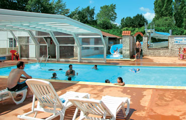 Camping la Bien Assise - Holiday Park in Guines, Picardy, France