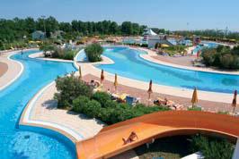 Pra Delle Torri - Eurocamp - Holiday Park in Caorle, Adriatic-Coast, Italy
