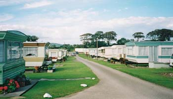 Morecambe Lodge Caravan Park - Holiday Park in Carnforth, Lancashire, England