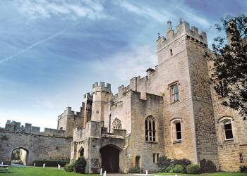 Witton Castle Country Park - Holiday Park in Witton-le-Wear Bishop Auckland, Northumberland, England