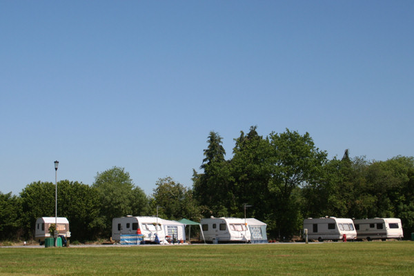 Llandovery Caravan and Camping Park - Holiday Park in Llandovery, Carmarthenshire, Wales