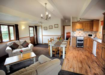 High Lodge - Holiday Lodges in Darsham, Suffolk, England