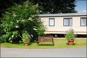 Boscrege Caravan Park  - Holiday Park in Helston, Cornwall, England