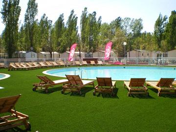 Le Montourey - Holiday Park in Frejus, Provence-Cote-dAzur, France