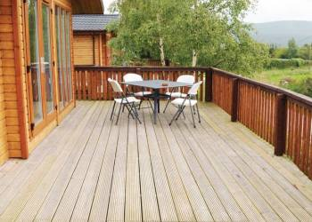 Mountain View Lodges - Holiday Park in Strachan, Aberdeenshire, Scotland