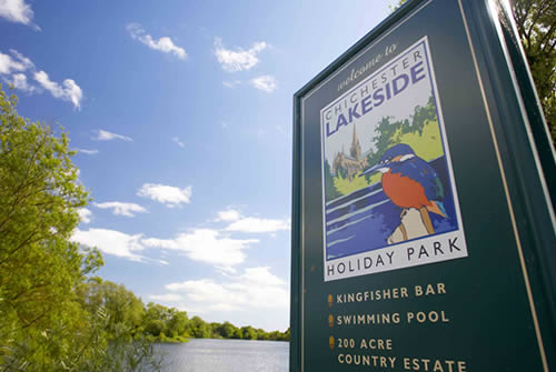 Chichester Lakeside Holiday Park - Holiday Park in Chichester, West-Sussex, England