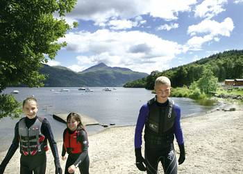 Loch Lomond Holiday Park - Holiday Park in Argyll, Argyll-and-Bute, Scotland