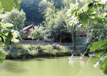 Bulworthy Forest Lodges - Holiday Park in Barnstaple, Devon, England