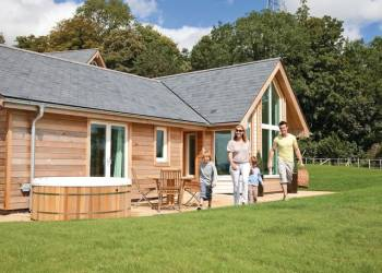 Swandown Lodges - Holiday Park in Cricket St. Thomas, Somerset, England