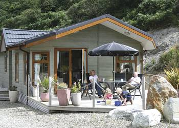 Gwalia Falls - Holiday Park in Cardigan, Ceredigion, Wales