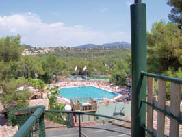 Holiday Green - Just one of the great holiday parks in Provence Cote d'Azur, France