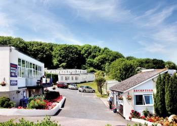 Brixham Holiday Park In Devon