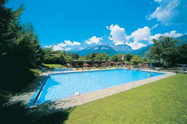 Bella Tola - Eurocamp - Just one of the great holiday parks in Valais, Switzerland