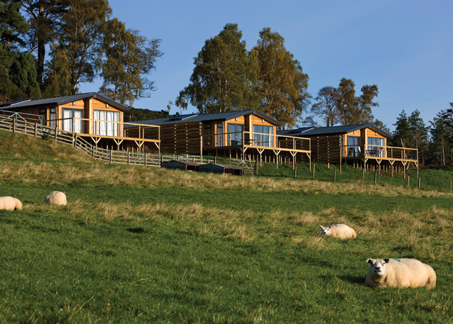 Kessock Highland Lodges - Holiday Park in North Kessock, Highlands, Scotland