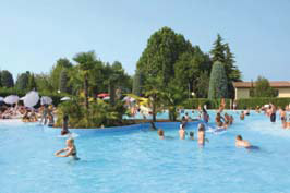 Eurocamp Bella Italia - Just one of the great campsites in Italian Lakes, Italy