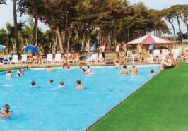 Park Albatros - Just one of the great holiday parks in Tuscany, Italy