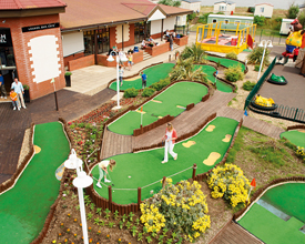 Seashore Holiday Park (Haven) - Holiday Park in Great Yarmouth, Norfolk, England