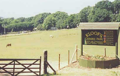 Kloofs Caravan Park - Holiday Park in Bexhill On Sea, East-Sussex, England