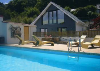 Undercliff - Holiday Park in Bouley Bay, Jersey, England