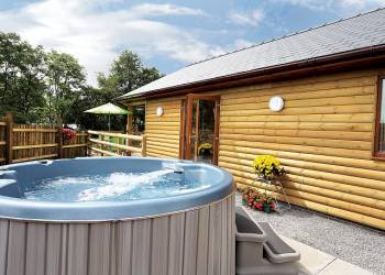 Heartsease Lodges - Holiday Park in Llandrindod Wells, Powys, Wales