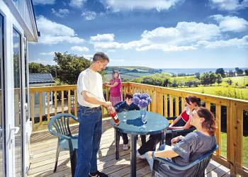 Seaview Holiday Village - Holiday Park in Polperro, Cornwall, England