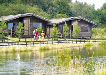 Sherwood Castle Holiday Forest - Holiday Park in Sherwood Forest, Nottinghamshire, England