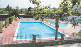 Playa Joyel - Eurocamp - Just one of the great holiday parks in Costa Verde, Spain