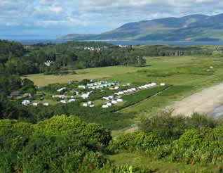 Carradale Bay Caravan Park - Holiday Park in Carradale, Argyll-and-Bute, Scotland