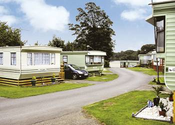 River View Park - Holiday Park in Barnard Castle, Northumberland, England