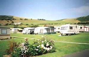 Ocean View Caravan Park - Holiday Park in Aberystwyth, Ceredigion, Wales
