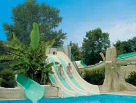 L'Etang de la Breche - Eurocamp - Holiday Park in Saumur, Loire, France