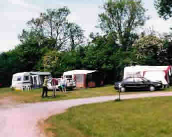 Mill Farm Caravan and Camping Park - Holiday Park in Bridgwater, Somerset, England