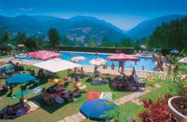 Il Collaccio - Just one of the great campsites in Lazio, Italy
