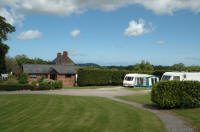 Hunters Hamlet Touring Caravan Park - Holiday Park in Abergele, Conwy, Wales